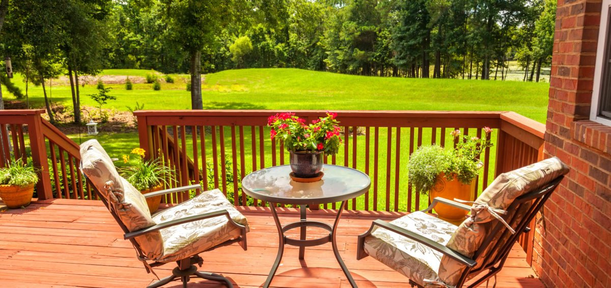 Spruce Up Your Home for Summer